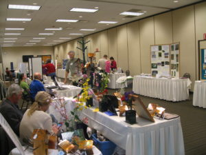 Vendors and exhibitors will be on hand to answer questions.