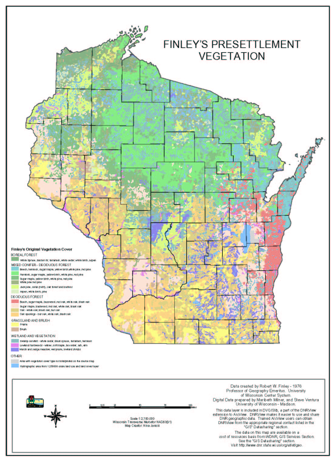 Ecoregions Maps - Us forest service ecoregion map